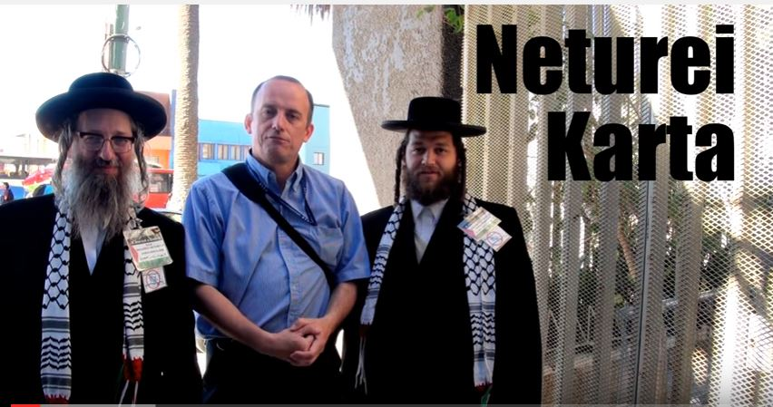 Neturei Karta Rabbis in Chile